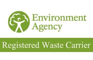 Environment Agency Registered Waste Carrier in Carlisle, Cumbria