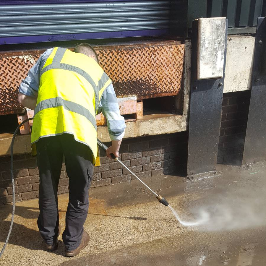 Emergency Pressure Washing Company in Carlisle, Cumbria and the North West